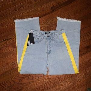Fashion nova bootcut jeans